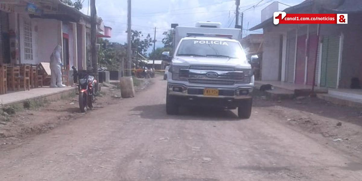 Asesinados dos integrantes de la Sijín en Turbo, Antioquia