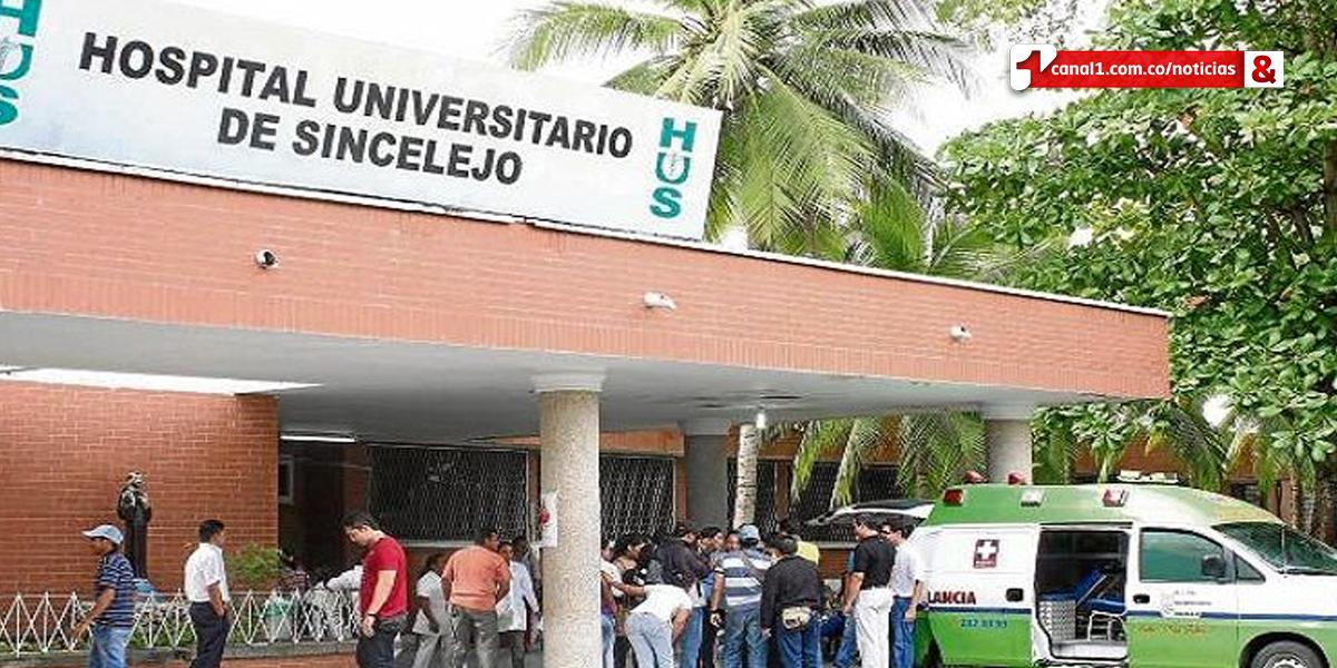 Supersalud interviene el Hospital Universitario de Sincelejo