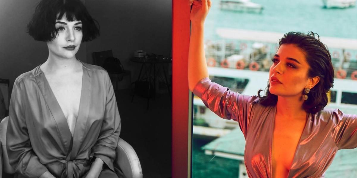 La sensual faceta de Sule, la mamá de Melek en 'Todo por mi hija'