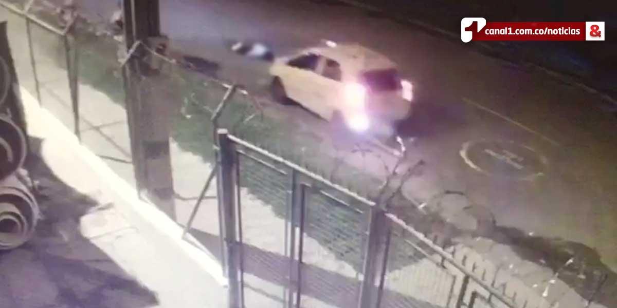 Taxista que atropelló dos menores de edad, asegurado por tentativa de homicidio