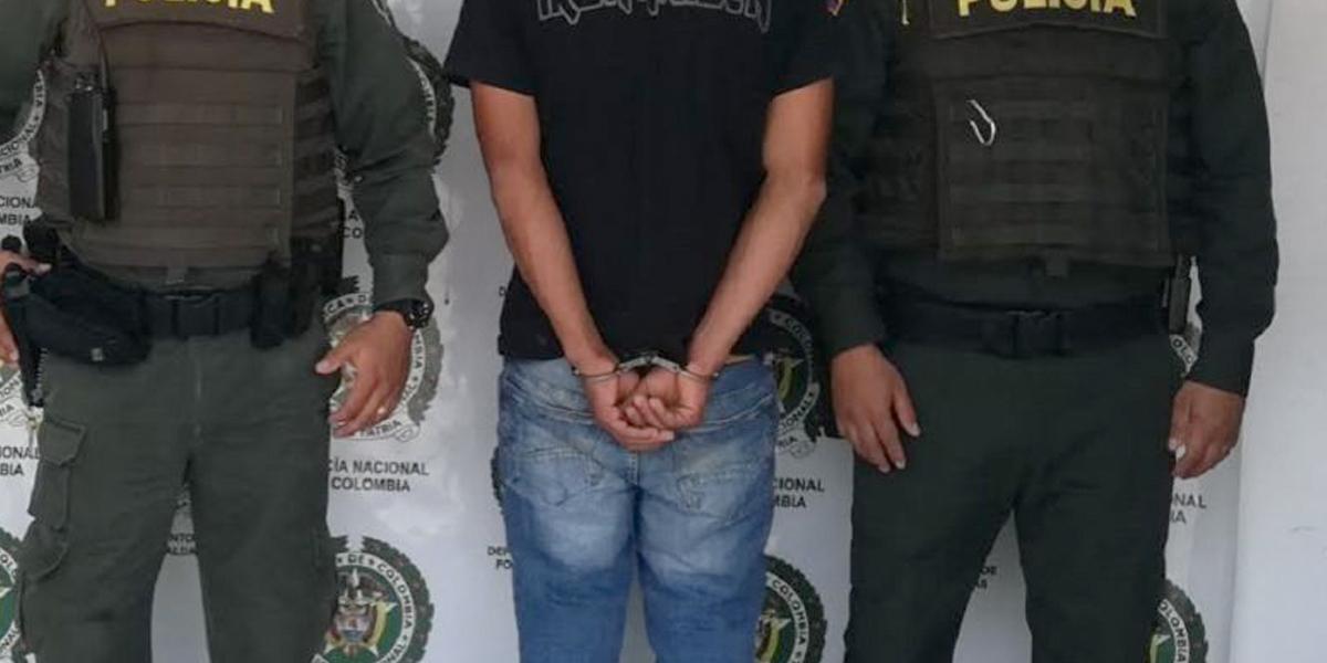 Capturan a hombre que abusó de su esposa, sus hijos y una sobrina en Chía, Cundinamarca