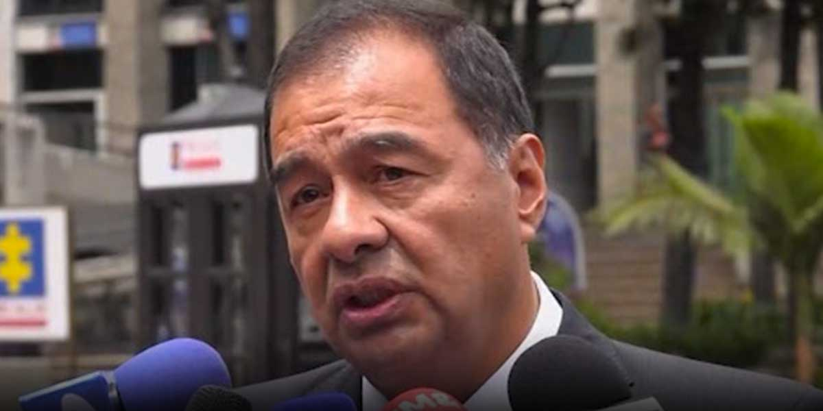 'No existen interceptaciones a magistrados de la Corte Constitucional': Fiscalía