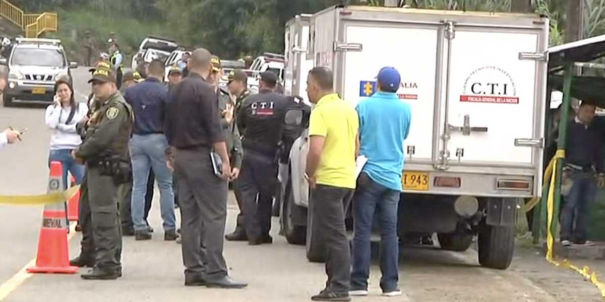 En Colombia han sido asesinados 25 defensores de DD.HH. en primer trimestre