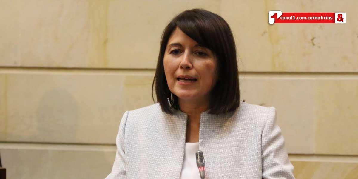 Devuelven visa americana a la magistrada Diana Fajardo