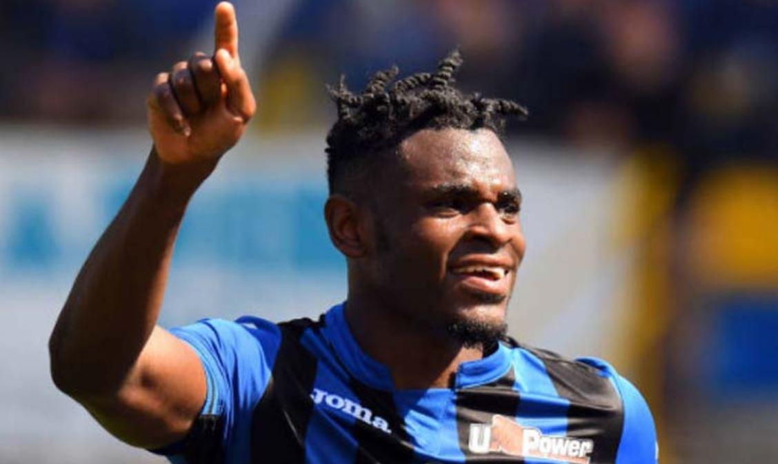 Duván Zapata marcó en la victoria de Atalanta y sigue soñando con ser el 'capocannoniere'