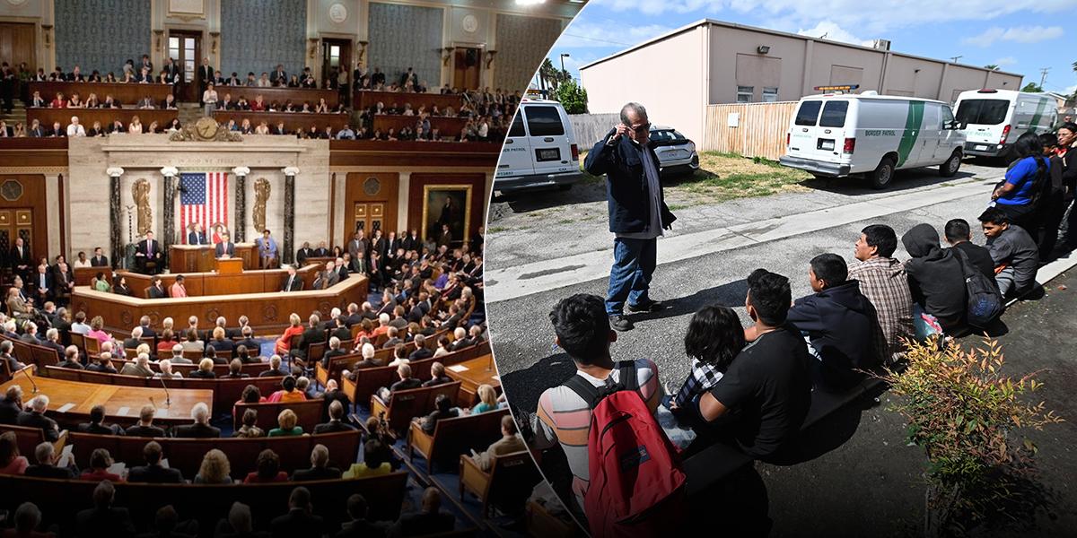 Ley para dar ciudadanía a indocumentados EE. UU. da un paso más en el Congreso