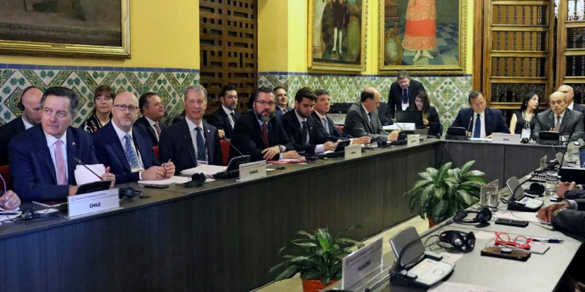 Grupo de Lima rechaza detención de vicepresidente de Asamblea Nacional venezolana