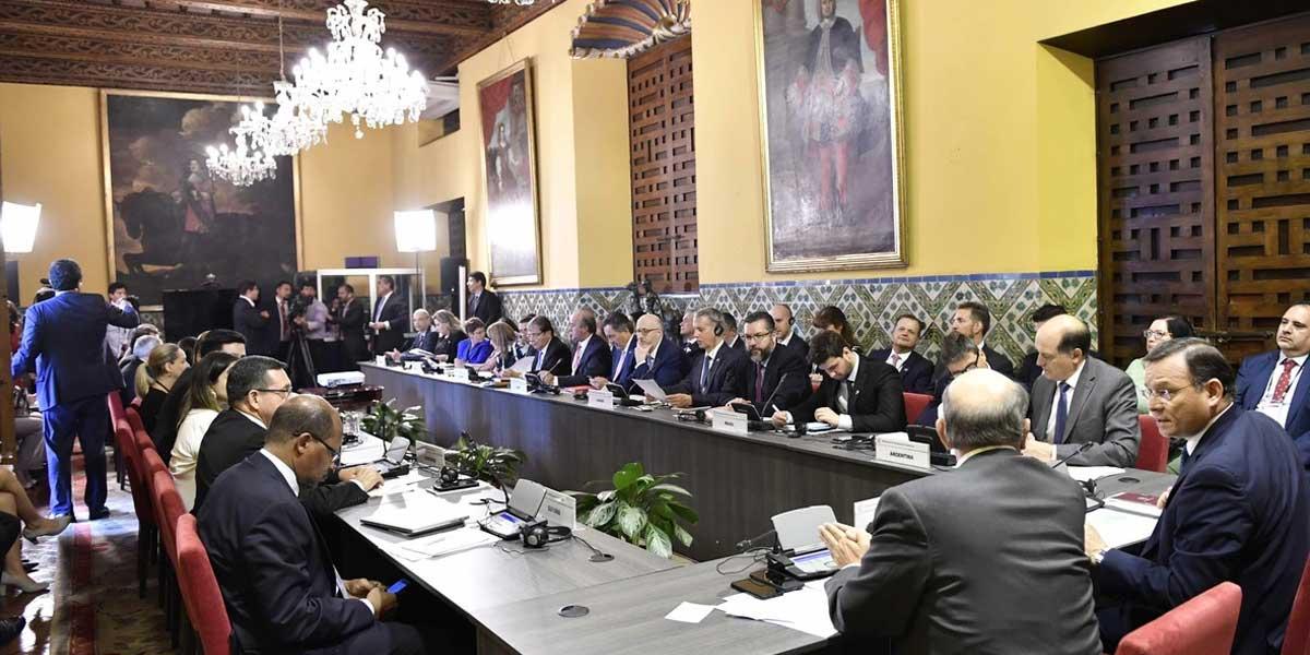 Grupo de Lima se reúne en Perú para analizar situación de Venezuela