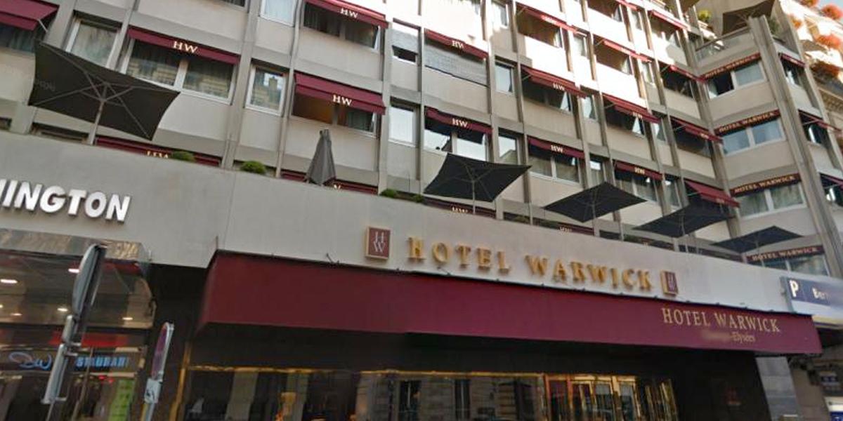Dos ladrones roban diamante de 45 millones de euros en hotel de París