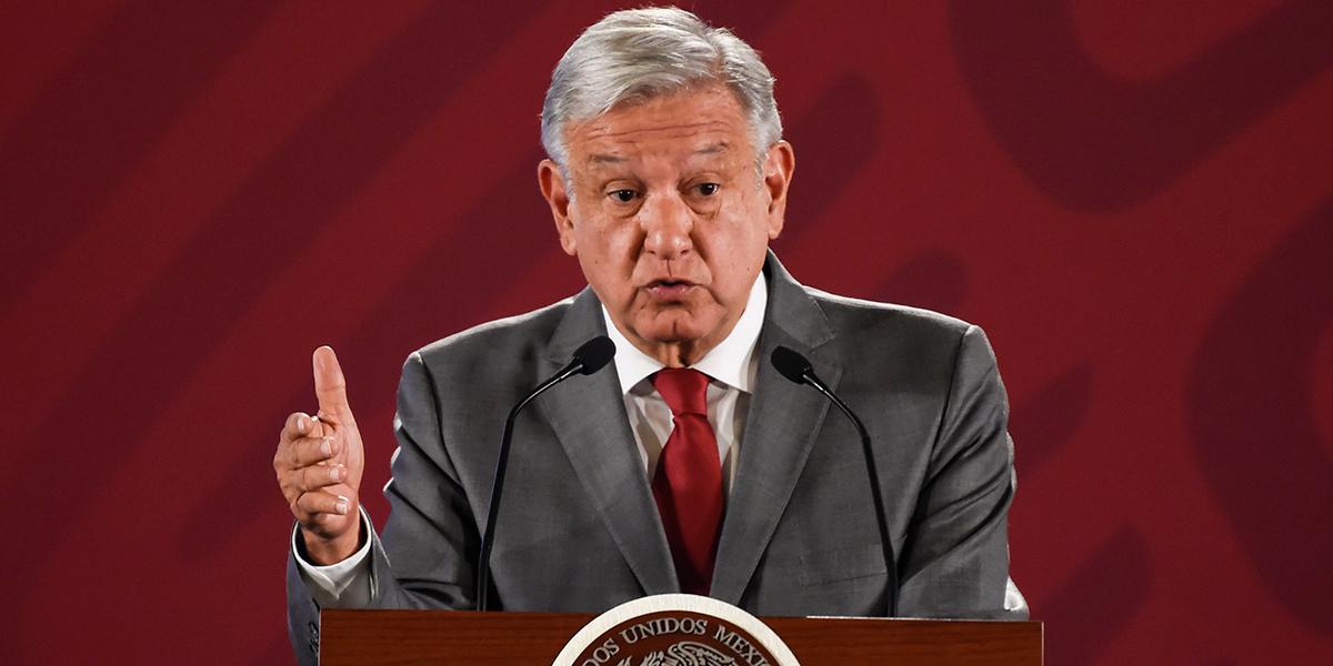 Presidente de México confía en que EE. UU. rectificará medidas arancelarias
