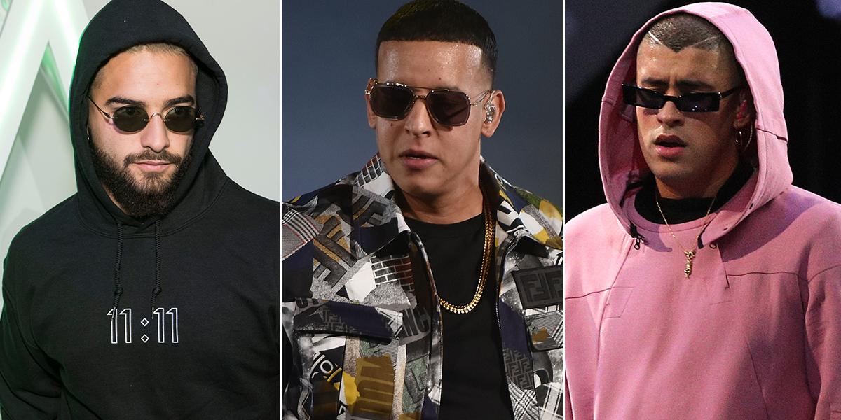 Maluma, Daddy Yankee y Bad Bunny, los más nominados a Premios Juventud