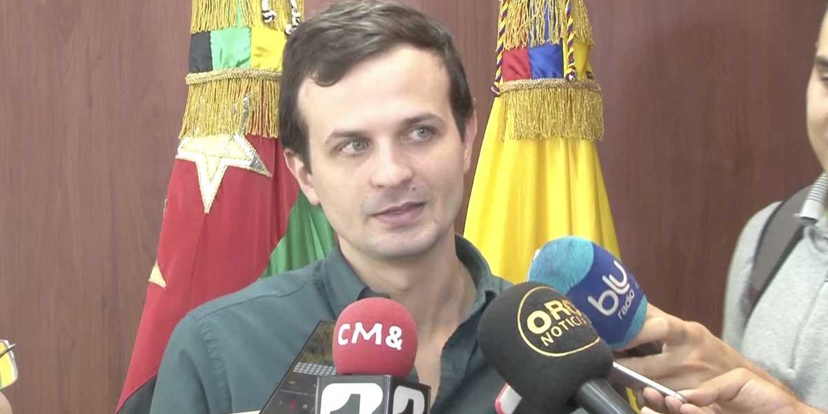 Nombran a Manolo Azuero, como alcalde encargado de Bucaramanga