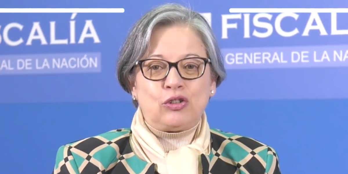 A la renuncia del fiscal, se suma la de la vicefiscal María Paulina Riveros