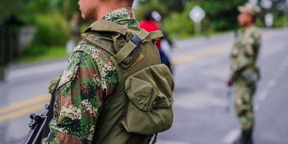 ELN ataca base del Ejército en El Tarra, Norte de Santander
