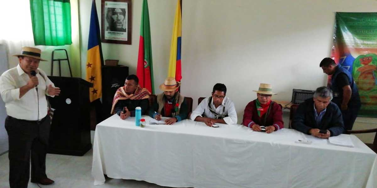 Minga reclama por 'incumplimiento de acuerdos' y espera reunirse con Duque el 20 de mayo en Cauca