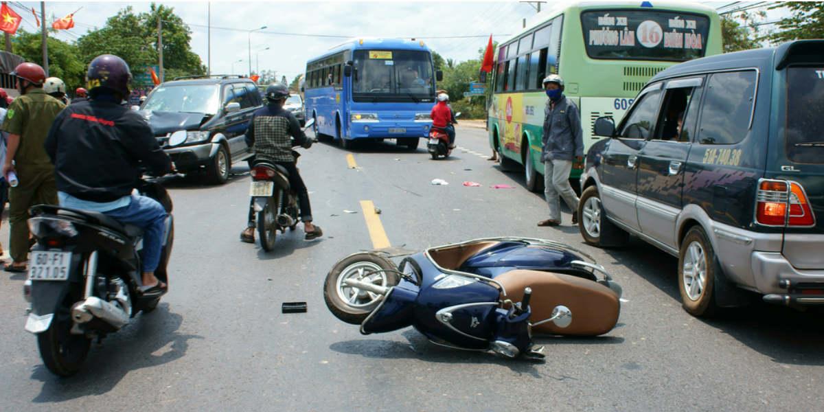Estos son los estándares que debería tener su moto para evitar accidentes fatales