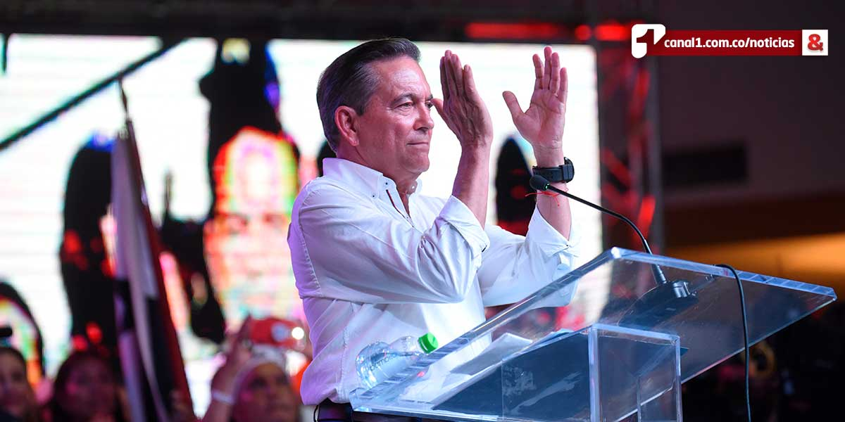 Laurentino Cortizo gana por mínima diferencia elecciones presidenciales en Panamá
