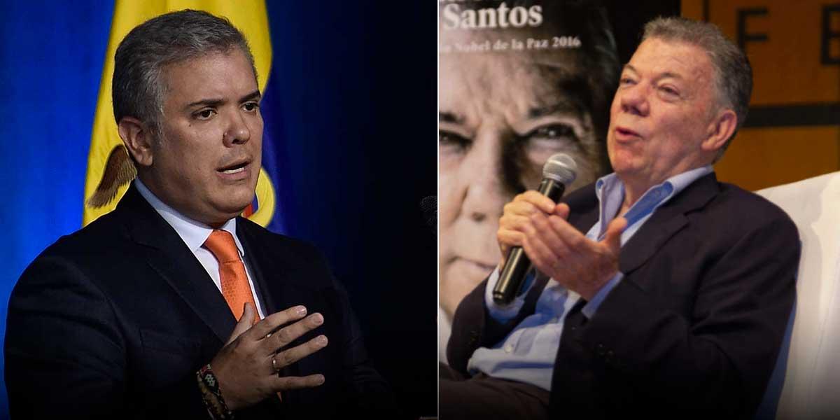 Expdte. Santos pide a Duque que firme ley estatutaria tras revés en el Senado