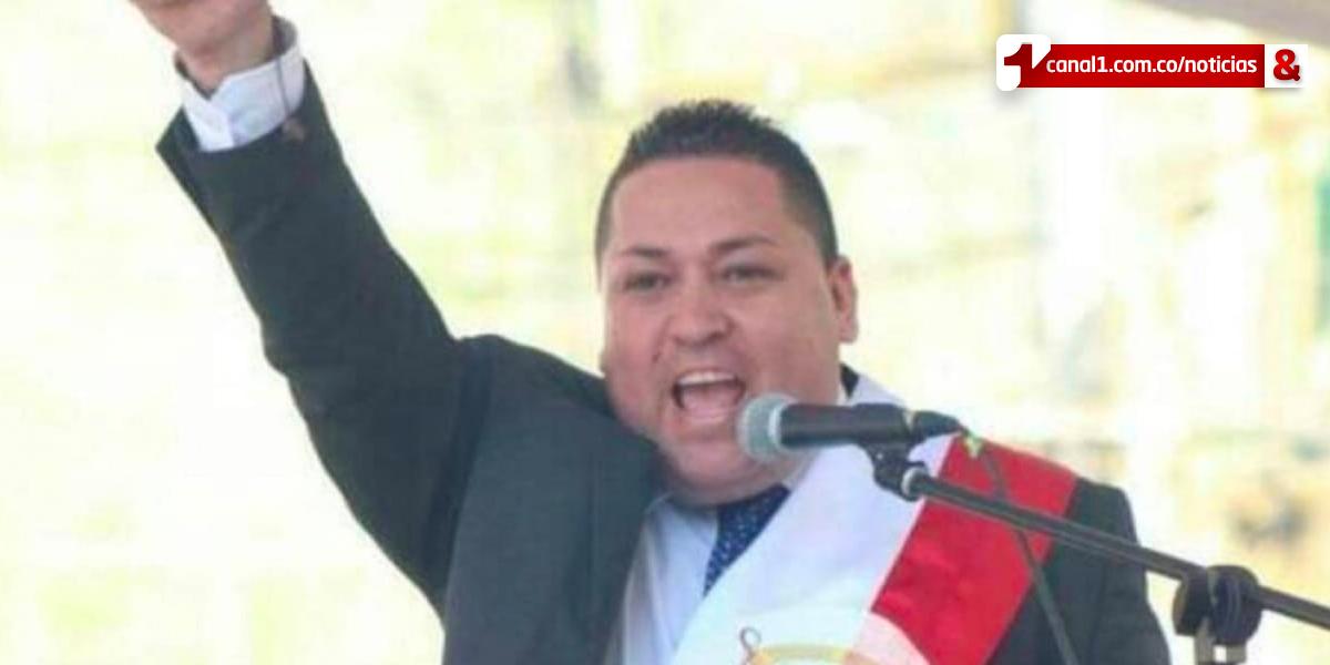 Capturan a alcalde de Rionegro, Santander, investigado por concierto para delinquir y homicidio agravado