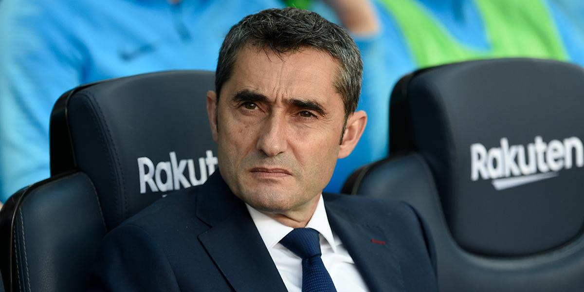 Barça asegura que no se ha tomado 'ninguna decisión' sobre Valverde