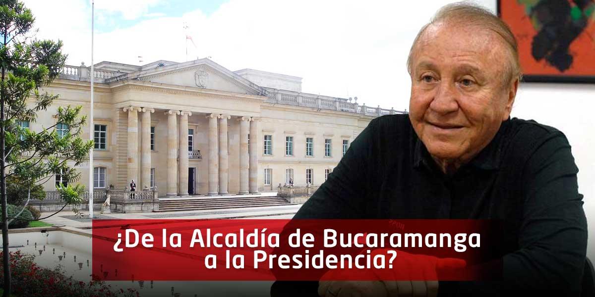 Si me vuelven a suspender, renuncio y me lanzo a la Presidencia: Rodolfo Hernández