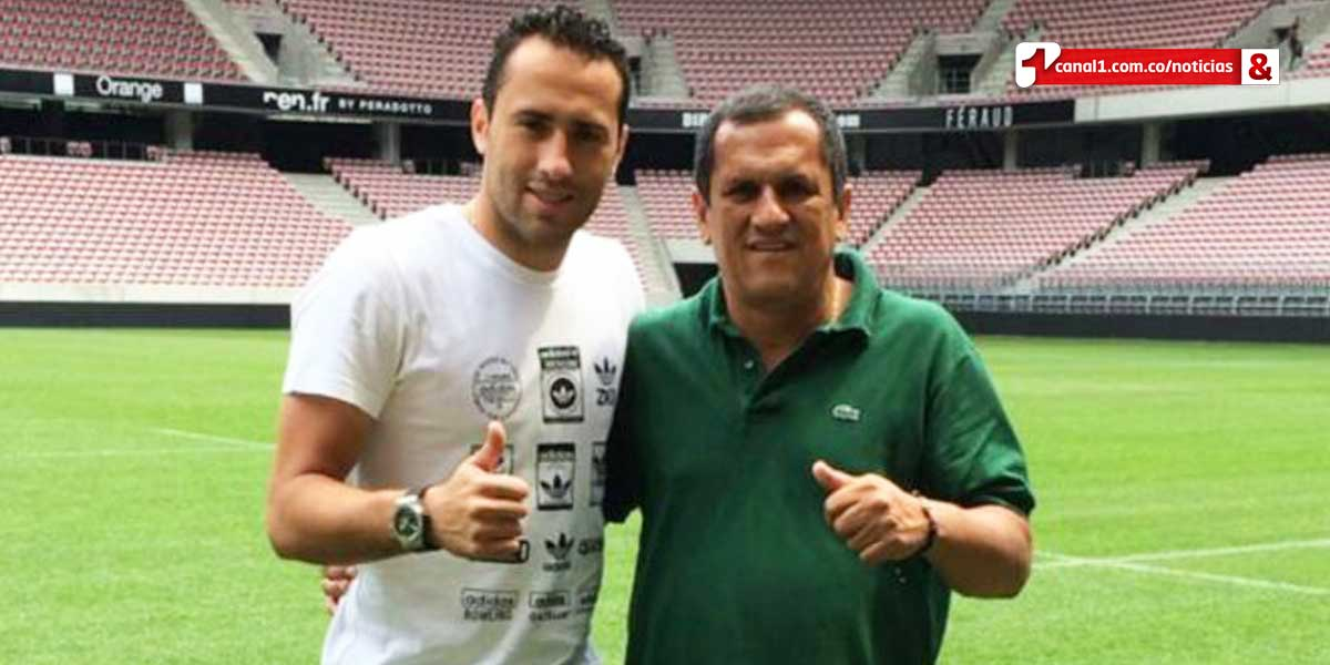 Murió Hernán Ospina, padre del arquero de la selección Colombia David Ospina