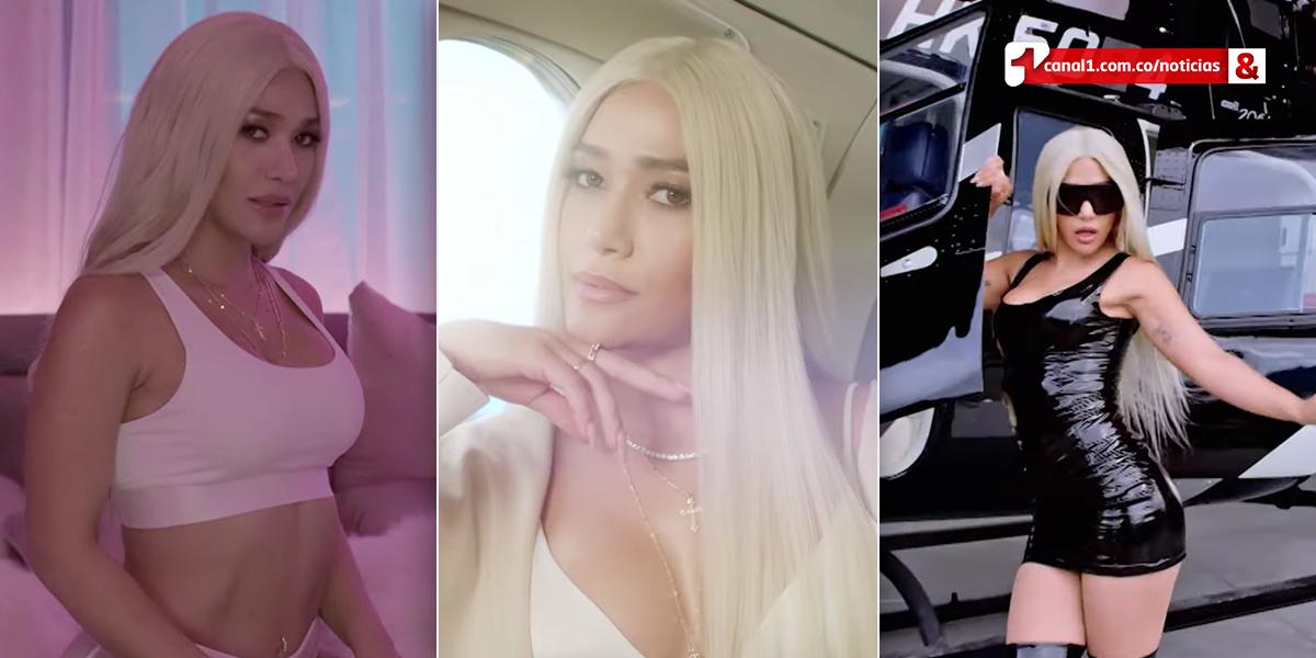 'Como una Kardashian', Farina estrena canción y se vuelve tendencia en Colombia