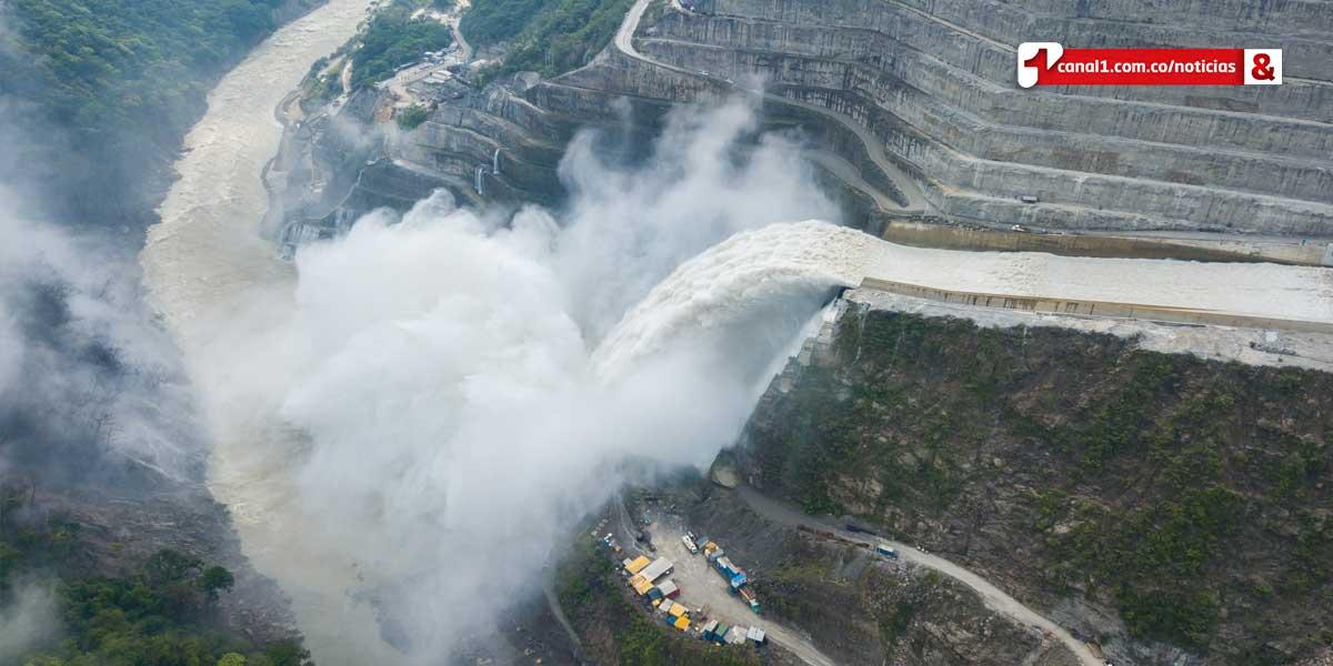 Expertos de EE. UU. aconsejan a Colombia para poder atender impacto ambiental por Hidroituango