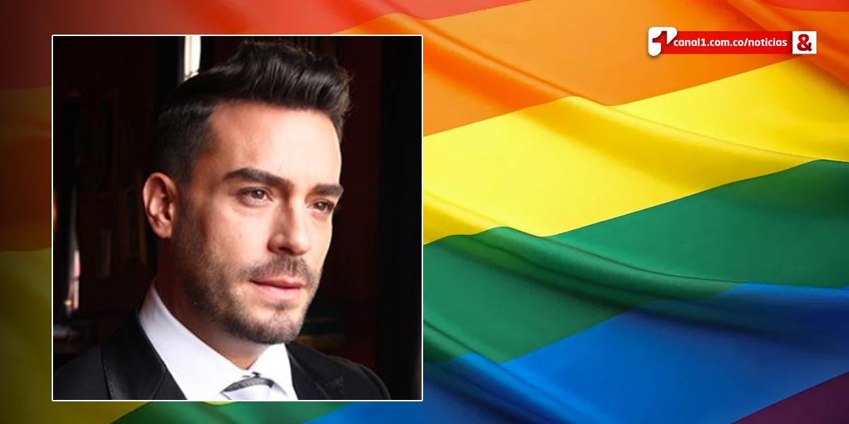 Actor Juan Pablo Espinosa sale del clóset, en un video revela que es gay