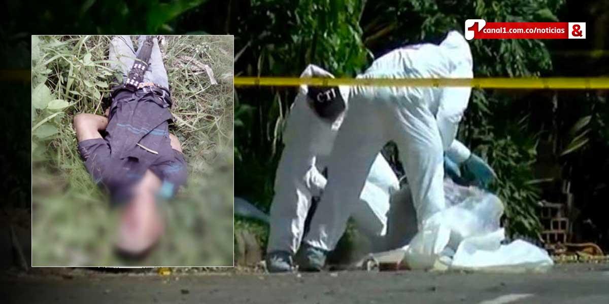 Asesinan a campesino en Córdoba