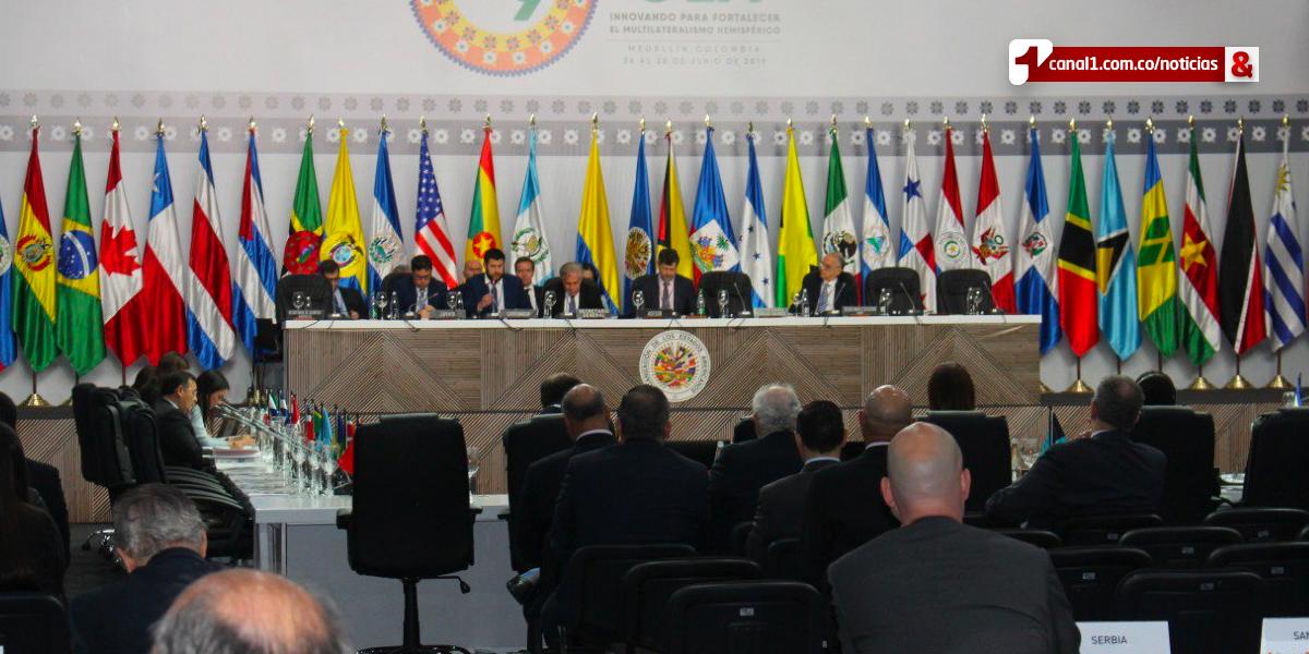 Informe de la OEA sobre Venezuela confirma gravedad de la crisis migratoria