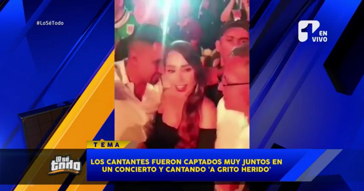 Luego de video filtrado, Jhon Alex Castaño revela cuál es su relación con Paola Jara