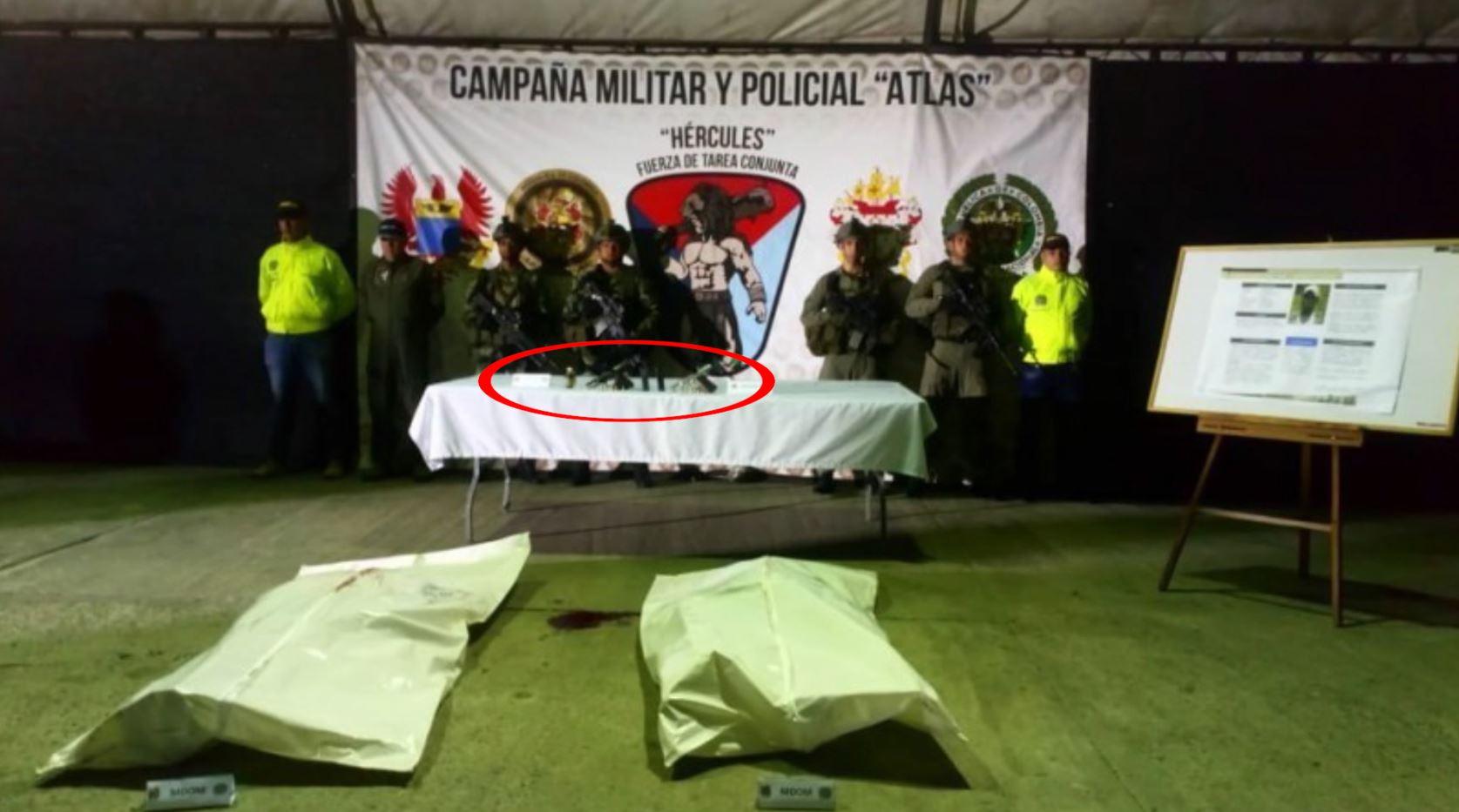 Fotografías demostrarían que persona muerta en operativo policial estaba durmiendo en su cama