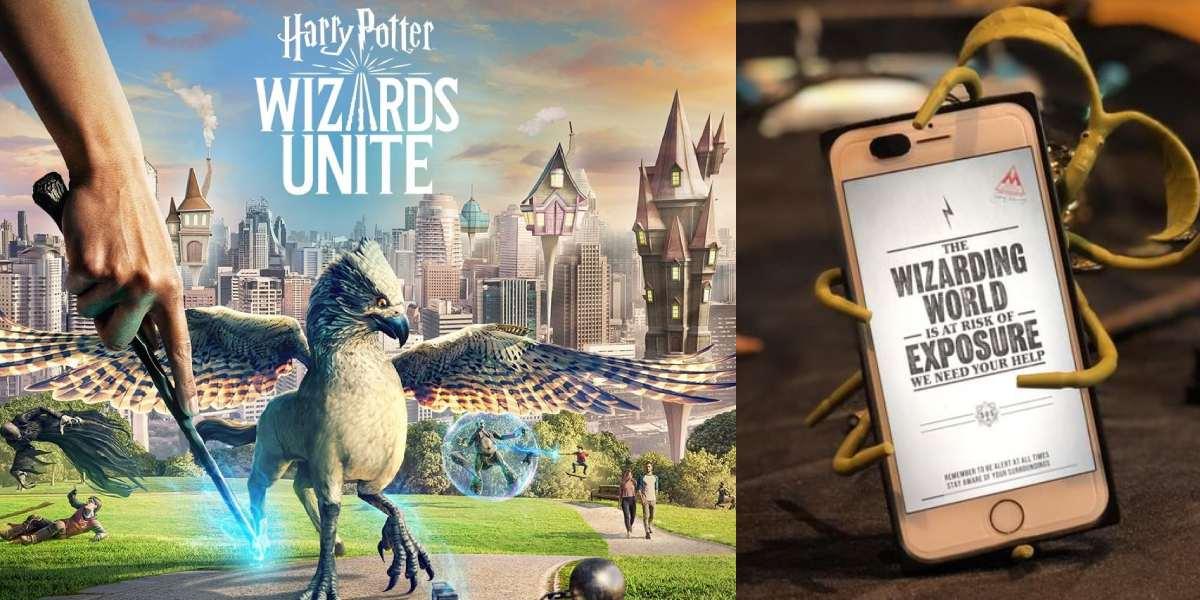 Wizards Unite, la aplicación de Harry Potter ya está disponible