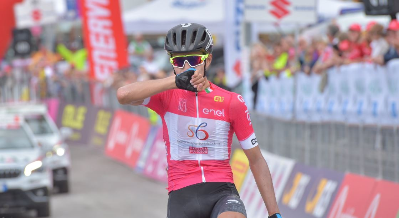 ¡Histórico! Ciclistas colombianos obtuvieron los tres escalones del podio en etapa del Giro de Italia Sub-23