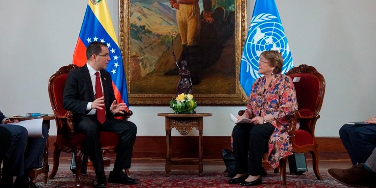 Bachelet adelanta su visita en una Venezuela devastada por la crisis