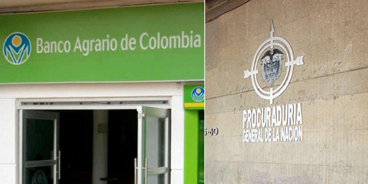 Sancionan a 11 miembros de junta y directivos del Banco Agrario por préstamo a Navelena