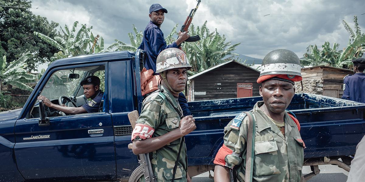 40 personas mueren en ataque de hombres armados en noreste de RD Congo