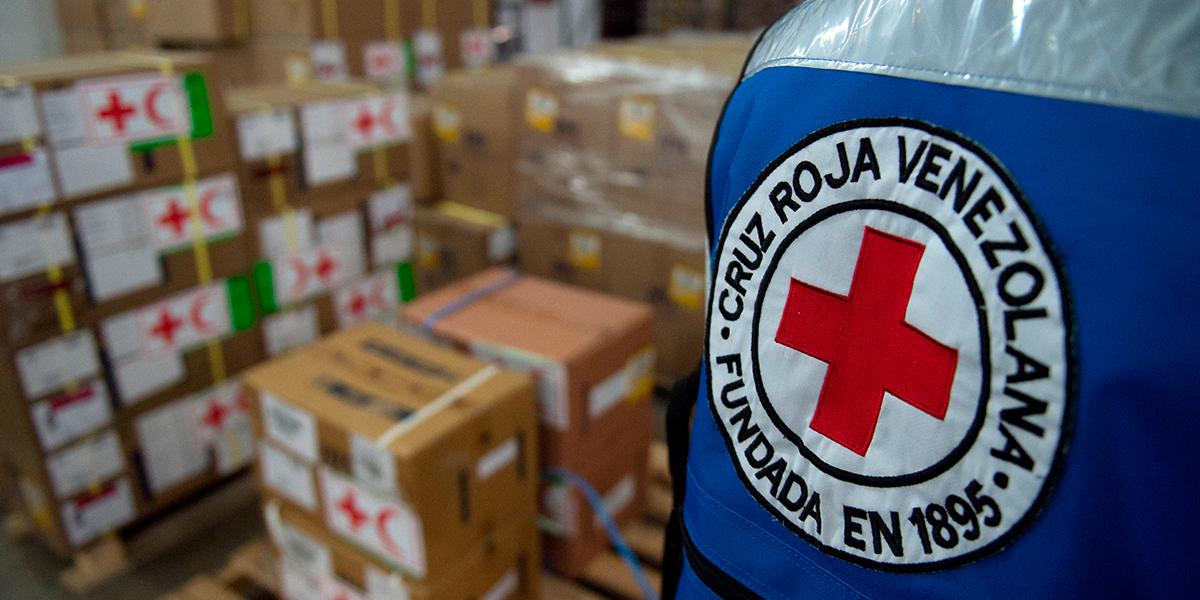 Maduro firmará acuerdo con Cruz Roja para 'acelerar' ayuda humanitaria