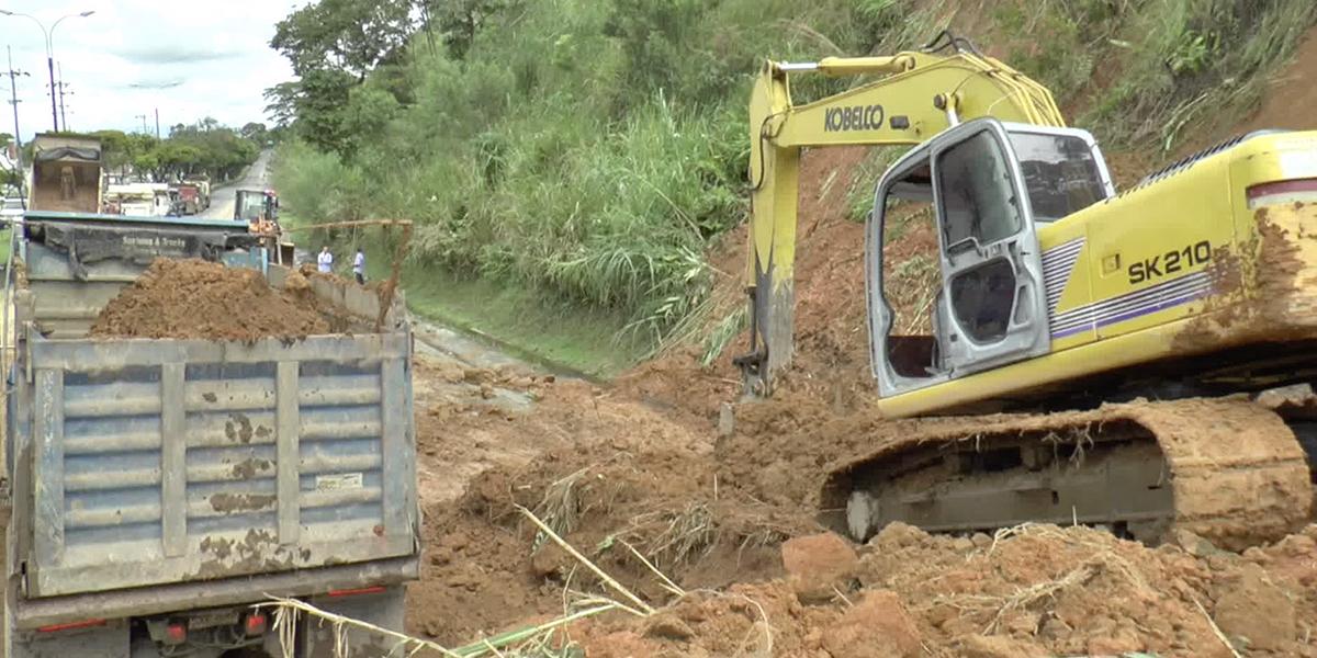 Declaran calamidad pública en Pereira por más de 57 deslizamientos