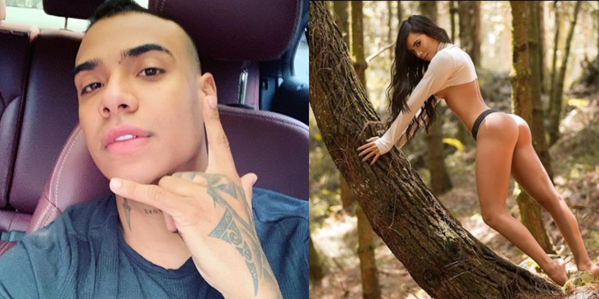 Los mensajes de Exotic Dj y la supuesta amante tras escándalo de infidelidad