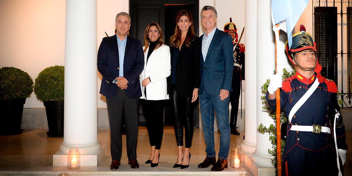 Presidente Duque visita Argentina para fortalecer comercio, inversión y cooperación