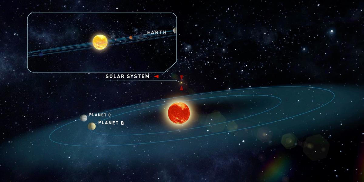 Descubren dos planetas similares a la Tierra que podrían tener agua líquida