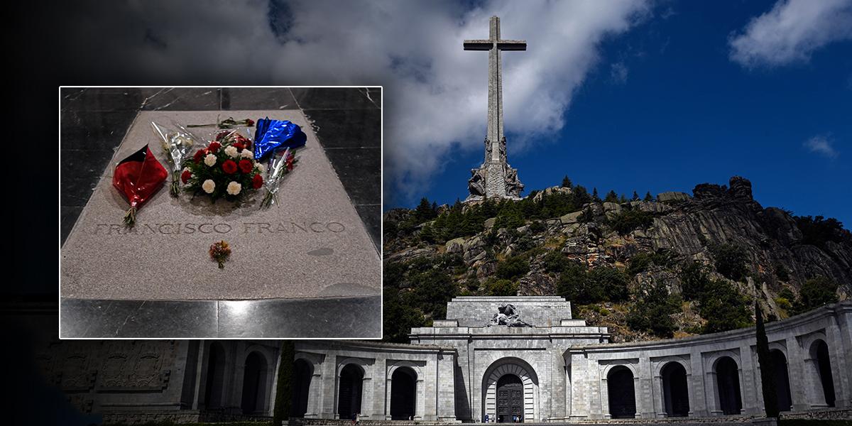 Justicia española suspende parcialmente la exhumación del dictador Franco