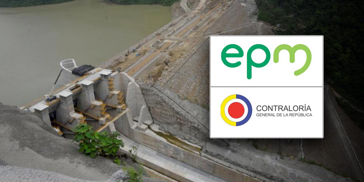 EPM responde a observaciones de la Contraloría sobre Hidroituango