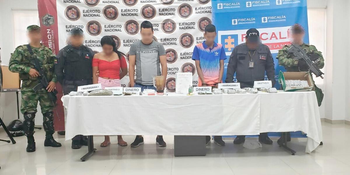 Operativos contra microtráfico dejan tres capturas en Neiva, Huila