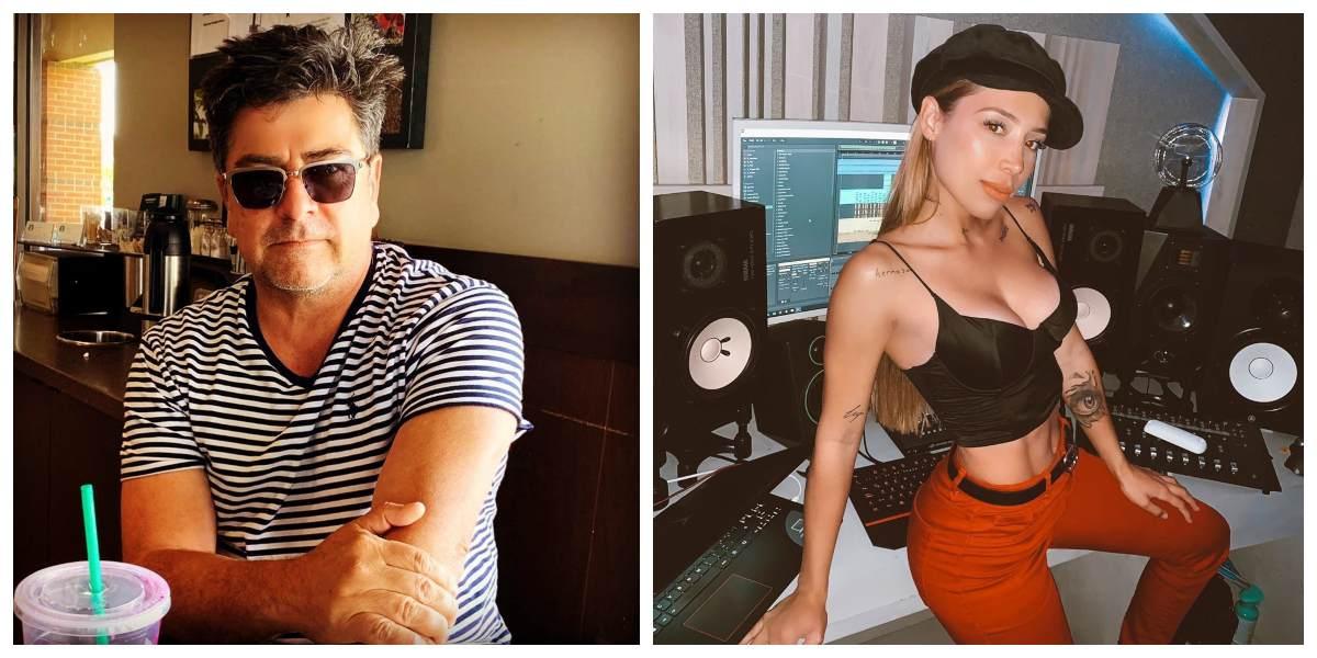 En esta imagen, papá de Legarda asegura que Luisa Fernanda W robó la memoria del celular del cantante