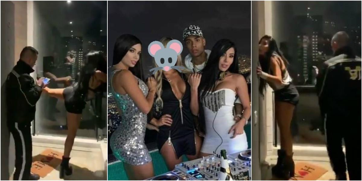 marcela reyes ferney exotic dj infidelidad valeria
