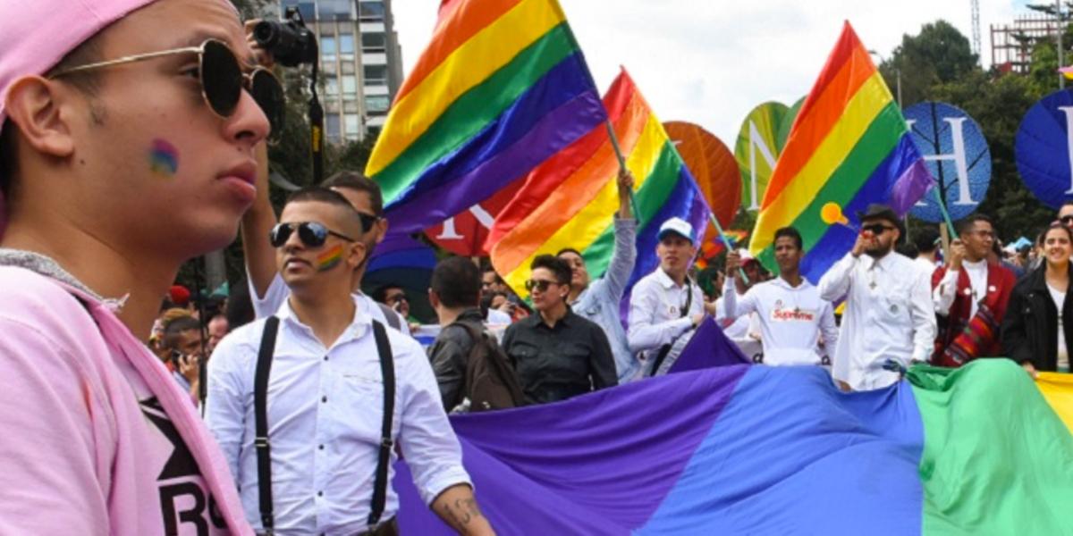 Inicia en Bogotá festival a favor de los derechos de la comunidad LGBTI