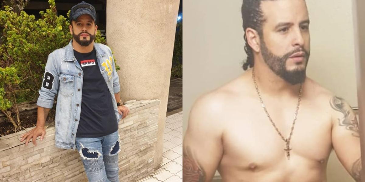 Las fotos que Nelson Velásquez borró tras recibir burlas de su pelo